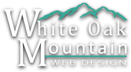 White Oak Mountain Web Design